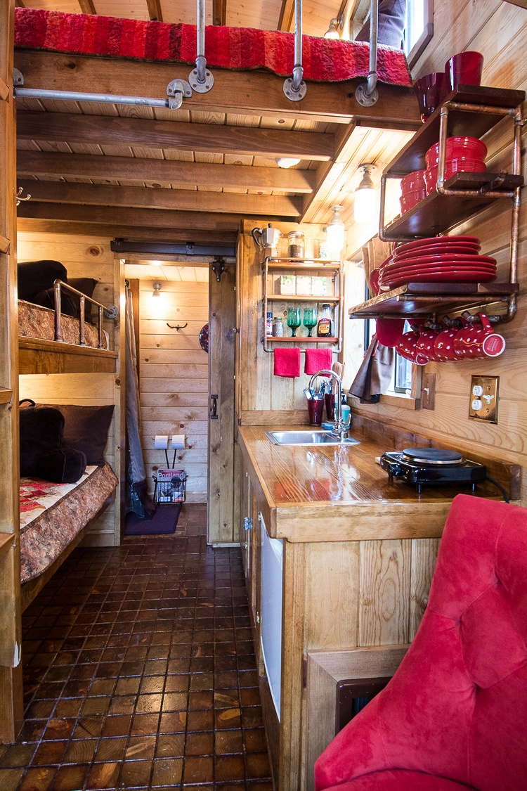 The Tiny House Hotel In Portland Or