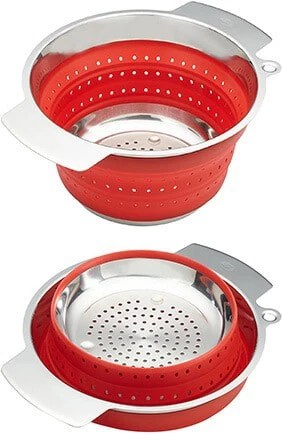 Rosle-16125-10-Inch-Collapsible-Colander