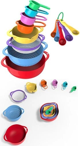 Vremi-13-Piece-Mixing-Bowl-Set-with-Measuring-Cups-and-Spoons