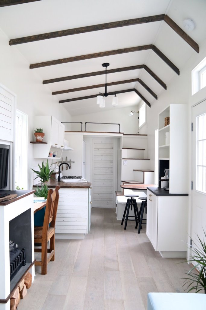 Coastal Craftsman Tiny House by Handcrafted Movement – Tiny House Lover