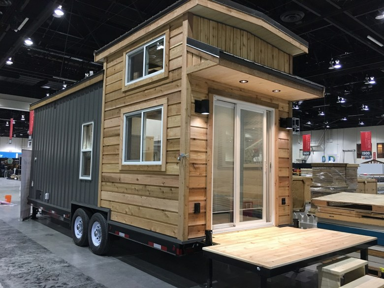 The Crow Tiny House by Blackbird Tiny Homes 001