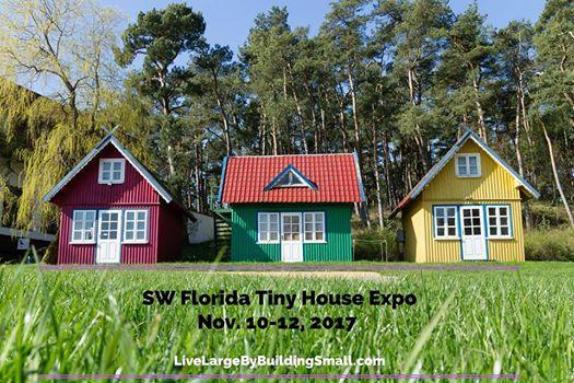 tiny house expo. SW Florida Tiny House Expo B