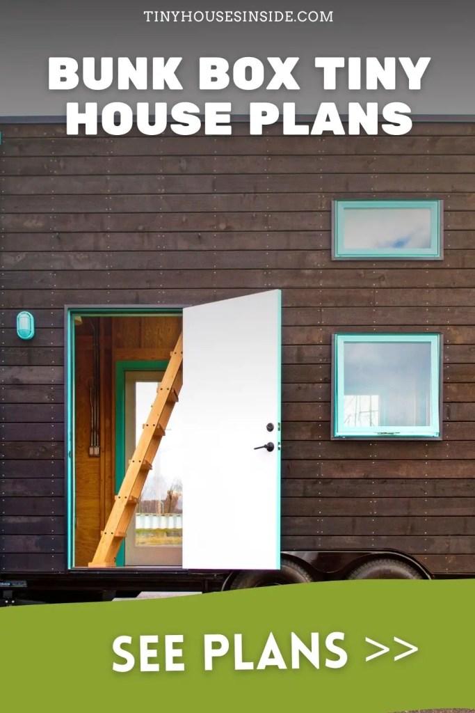 Bunk Box Tiny House Plans 3 bedroom