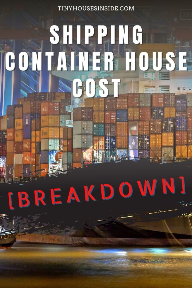 Shipping Container House Cost Breakdown