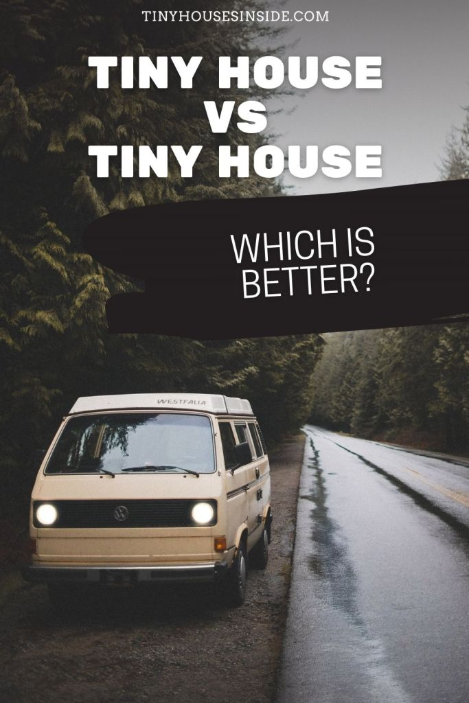 cheaper to live in a tiny house or van
