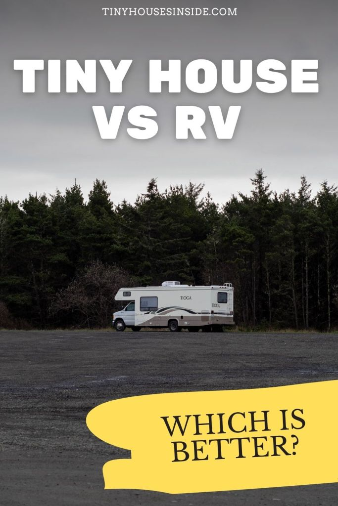 comparing tiny houses to rv