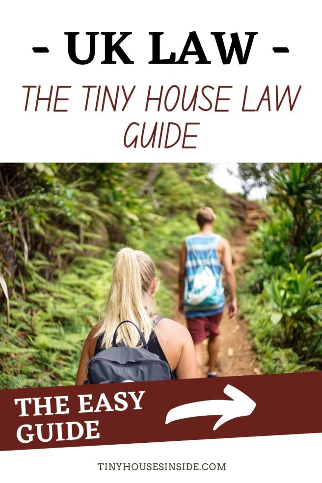 rules for tiny houses in uk