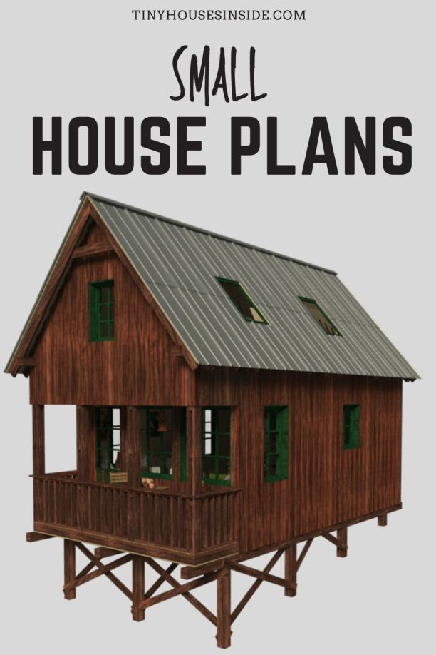 small house plans by pinup houses