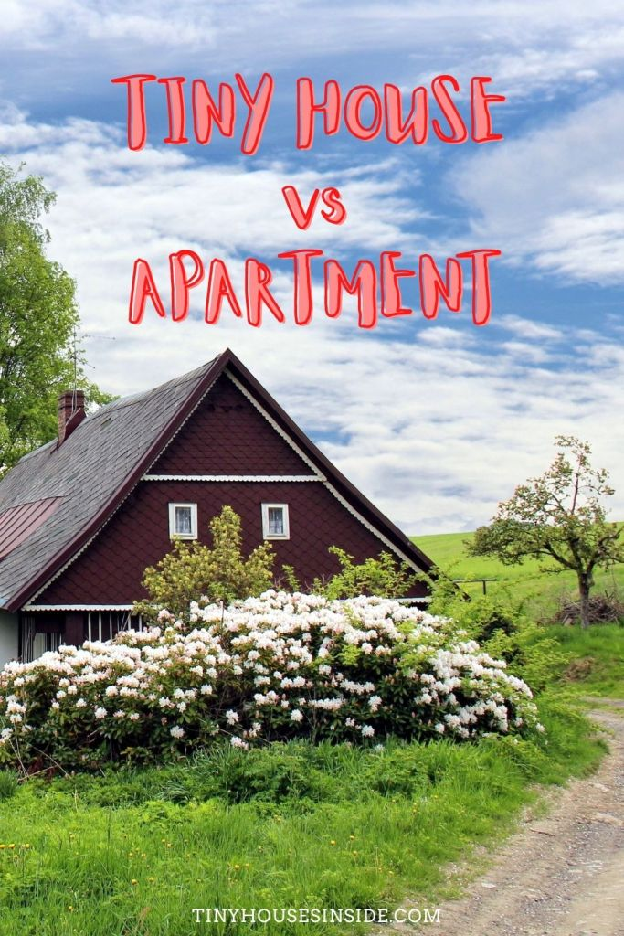 what is tiny house vs apartment