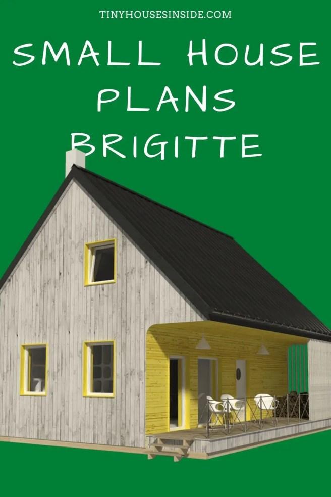 Small House Plans Brigitte