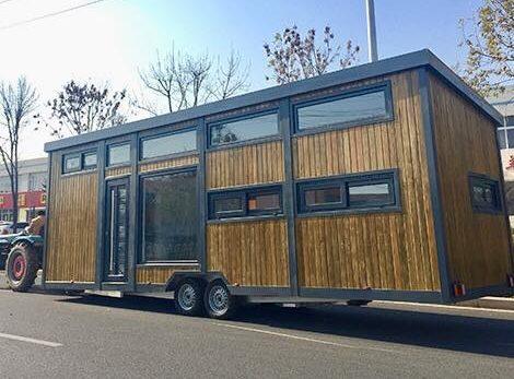 Luxury Solar Powered Tiny Home