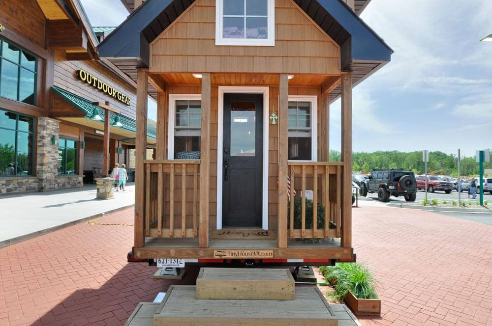Mountaineer by Tiny House Building Company