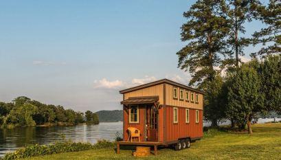 Retreat by Timbercraft Tiny Homes - Tiny Houses On Wheels