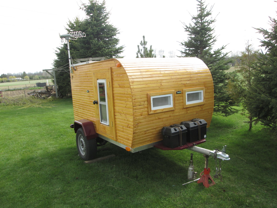 Wayne S Awesome 1000 Diy Wooden Teardrop Trailer