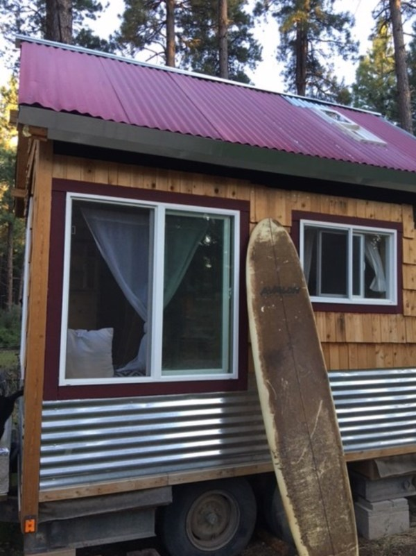 109 Sq Ft Off Grid Tiny House For Sale 009