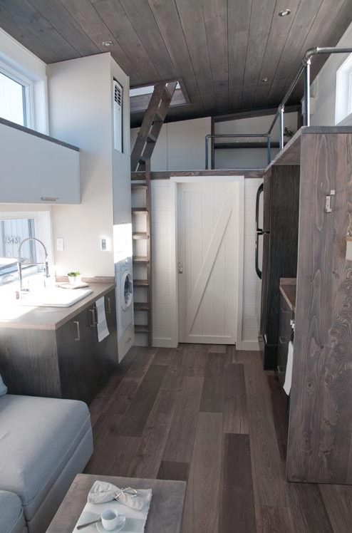 10ft Wide Sakura Tiny House by Minimaliste 009