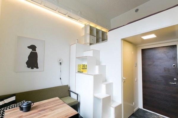 Micro Studio in Lithuania