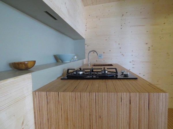 135 Sq Ft Off Grid Wave Cabin by Eco Living 003