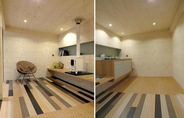 135 Sq Ft Off Grid Wave Cabin by Eco Living 006