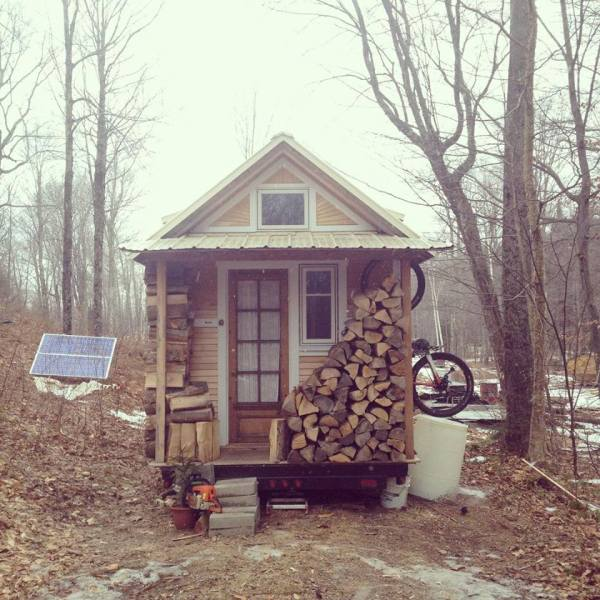 12 Day Tiny House Building Workshop