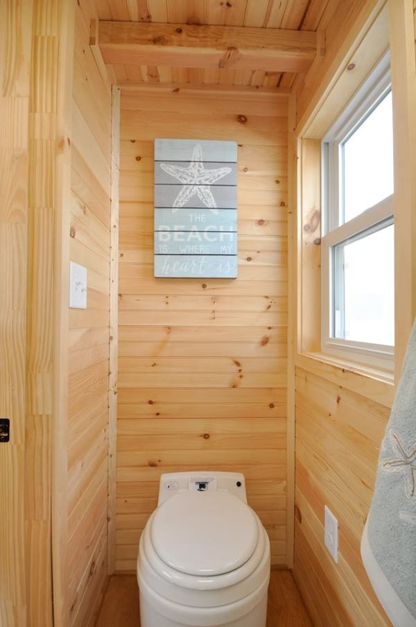 16 Tiny House Interior Design Ideas: 16 Ft. Harbor Hotel By Tiny House Building Company