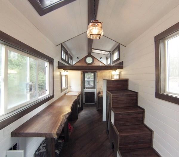 160 Sq. Ft. Rewild Tiny Home on Wheels 002