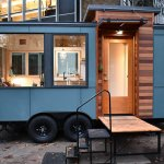 16ft Verve Lux Tiny House by TruForm Tiny 001