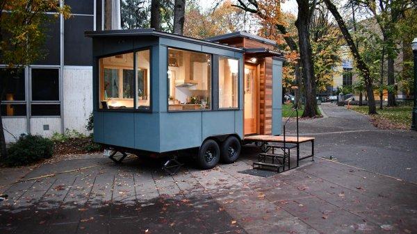 16ft Verve Lux Tiny House by TruForm Tiny 0018