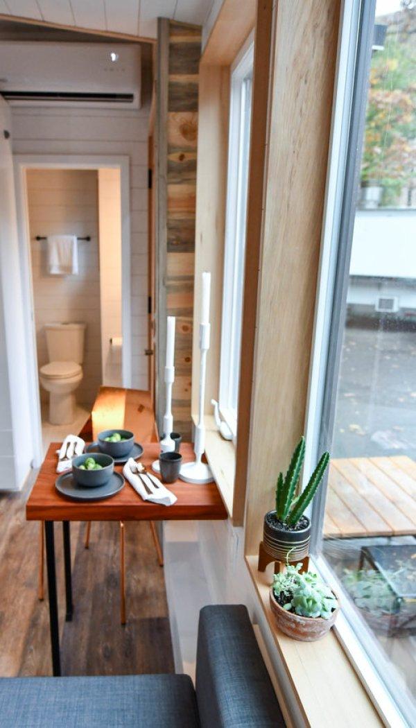 16ft Verve Lux Tiny House by TruForm Tiny 009b