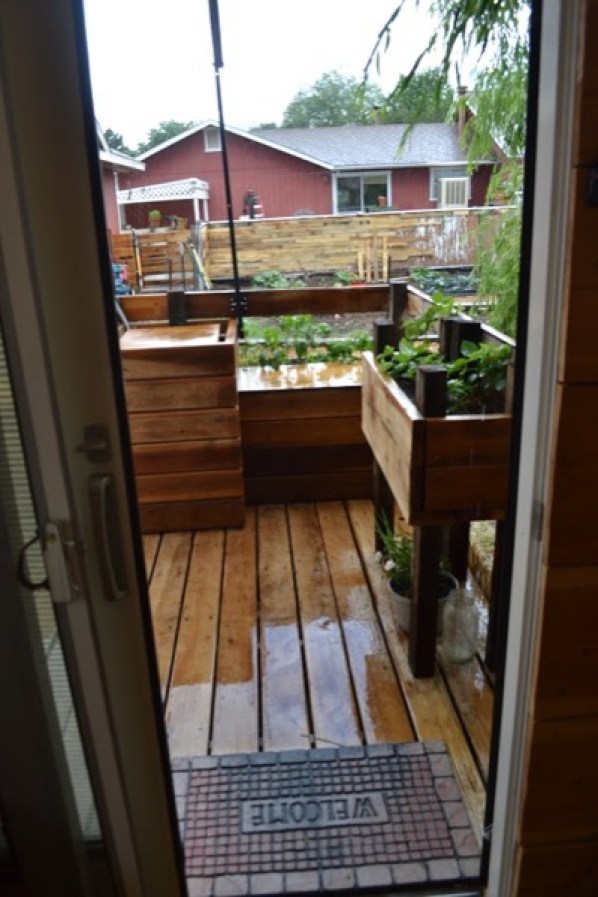176 Sq. Ft. Sustainable Tiny House-005
