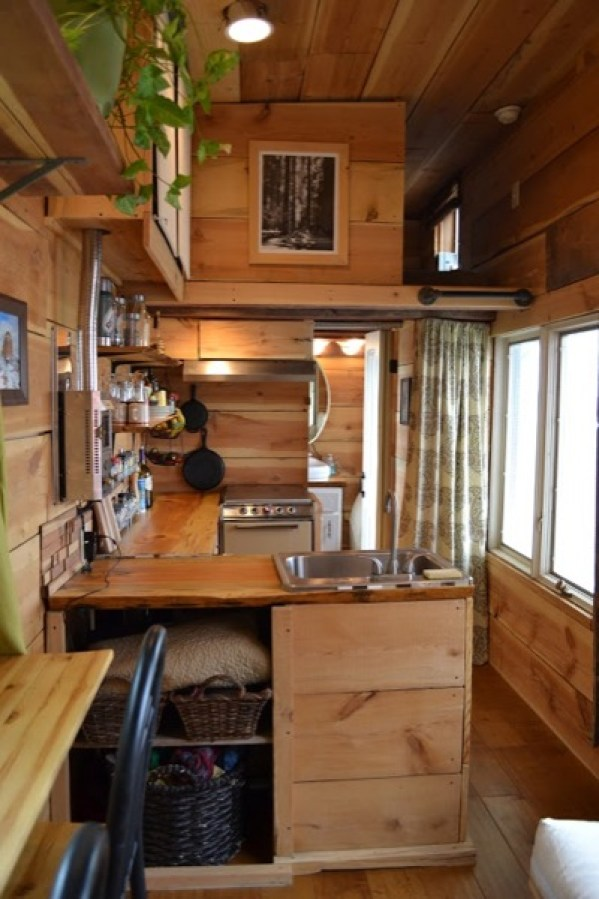 176 Sq. Ft. Sustainable Tiny House-006