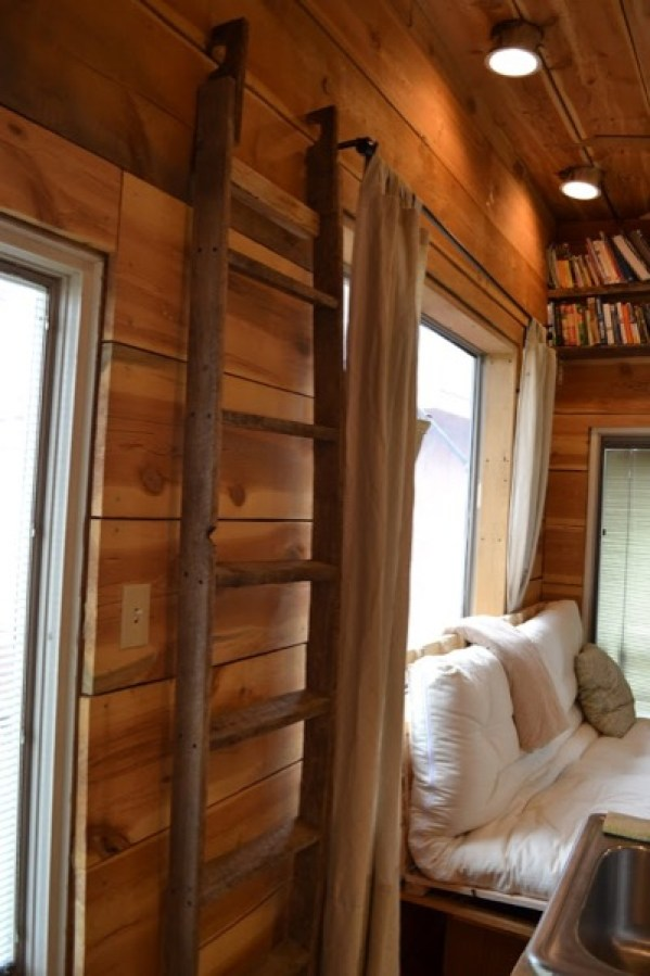 176 Sq. Ft. Sustainable Tiny House-014