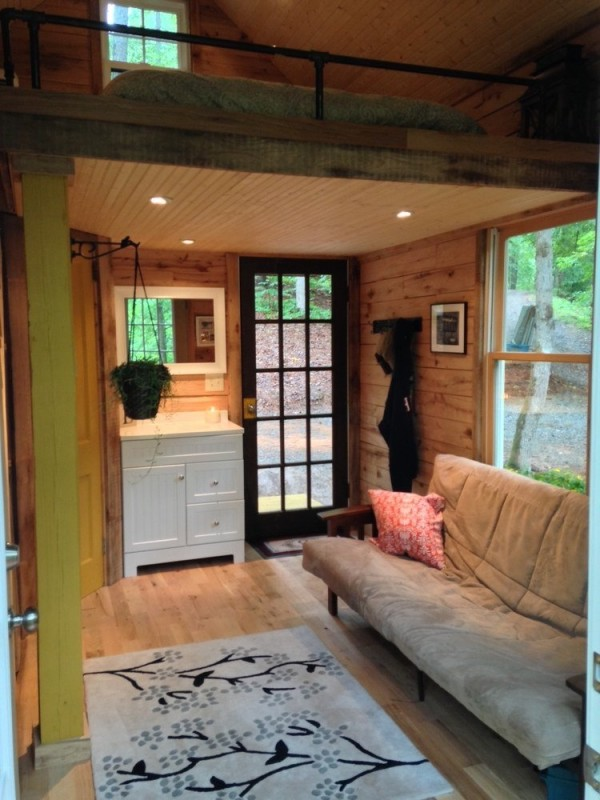 The 180 Sq Ft Otter Den Tiny House