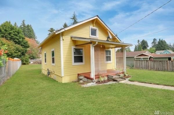 Tiny Home in Olympia, WA Originally Built in 1928