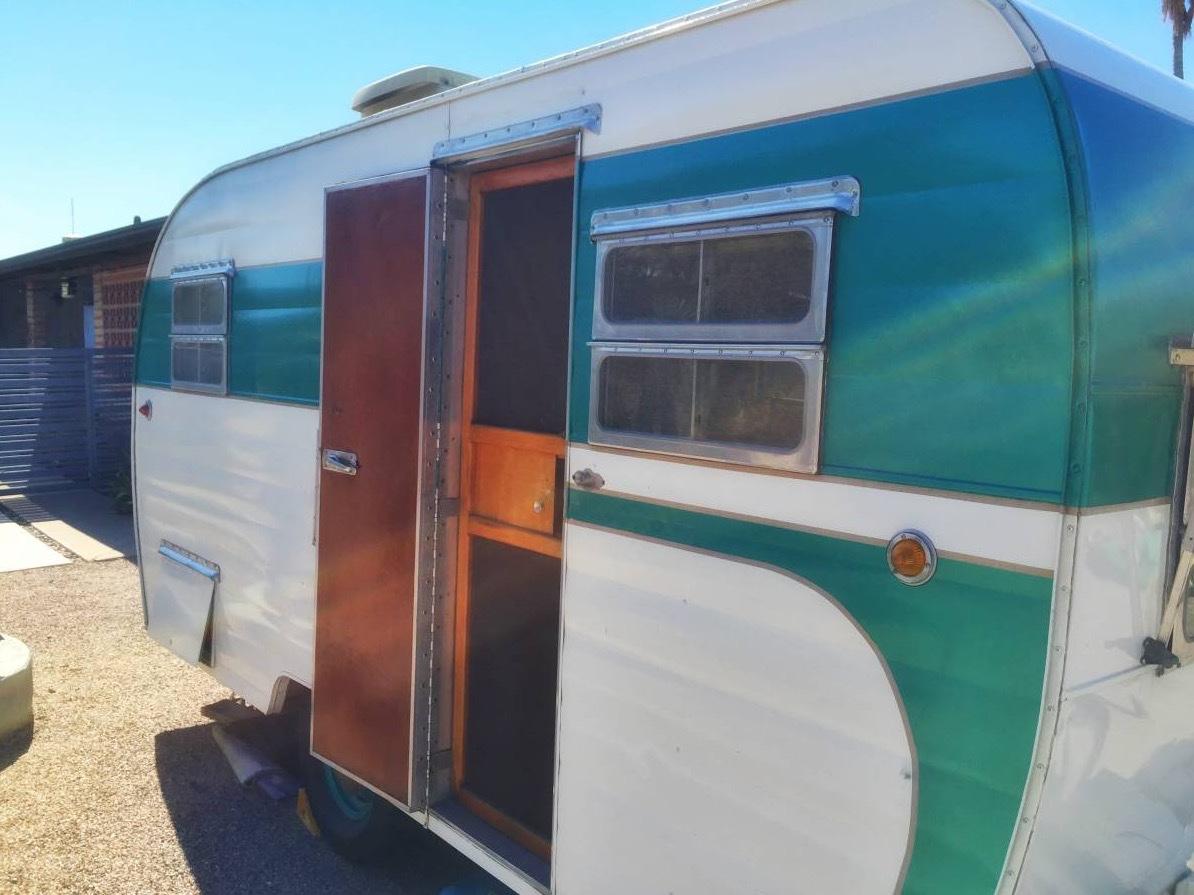 1953 ideal travel trailer for sale. Black Bedroom Furniture Sets. Home Design Ideas