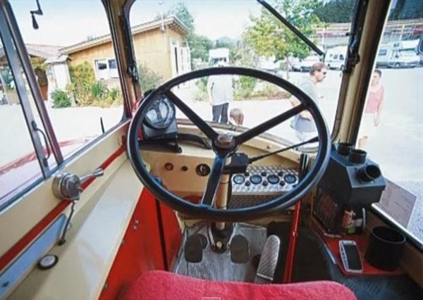 1960 Vintage Double Decker RV Motorhome 05