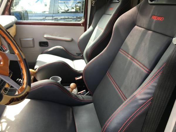 1984 Mercedes-Benz G Wagon RV 007