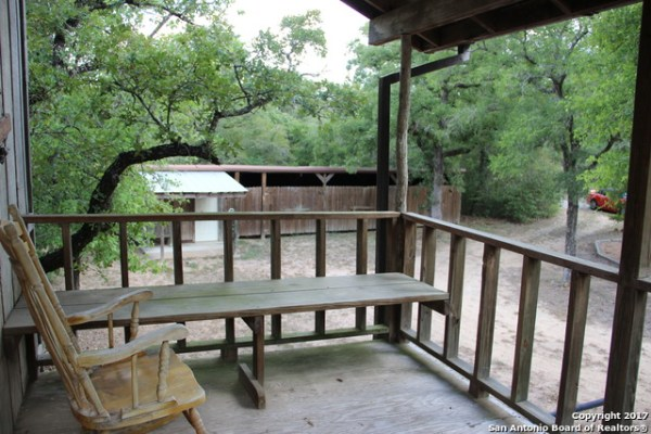 2 Story Country Cabin with 8.3 Acres For Sale in Kingsbury TX