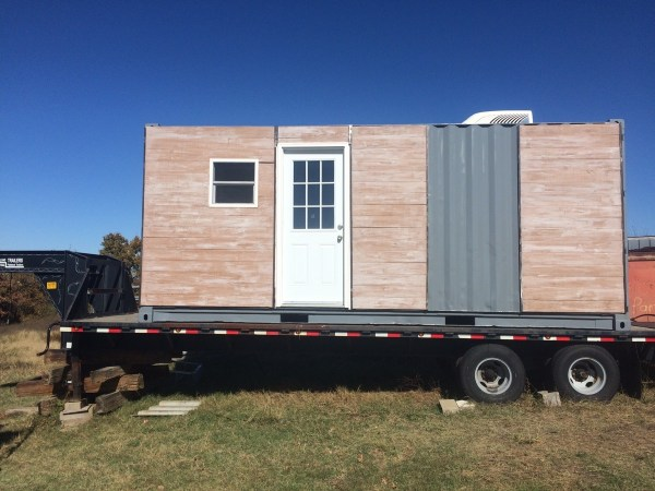 20 Ft Recycled Shipping Container TH For Sale 001