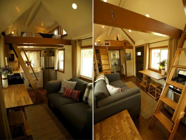 200 Sq. Ft. Family Tiny House 003