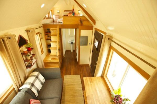 200 Sq. Ft. Family Tiny House 006