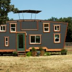 200 Sq. Ft. Tiny House with Roof Deck 002
