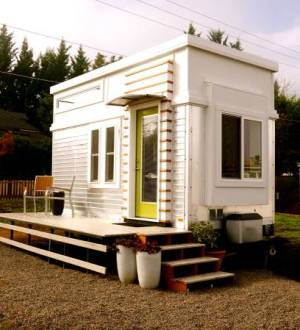 200 Sq Ft Modern Tiny House