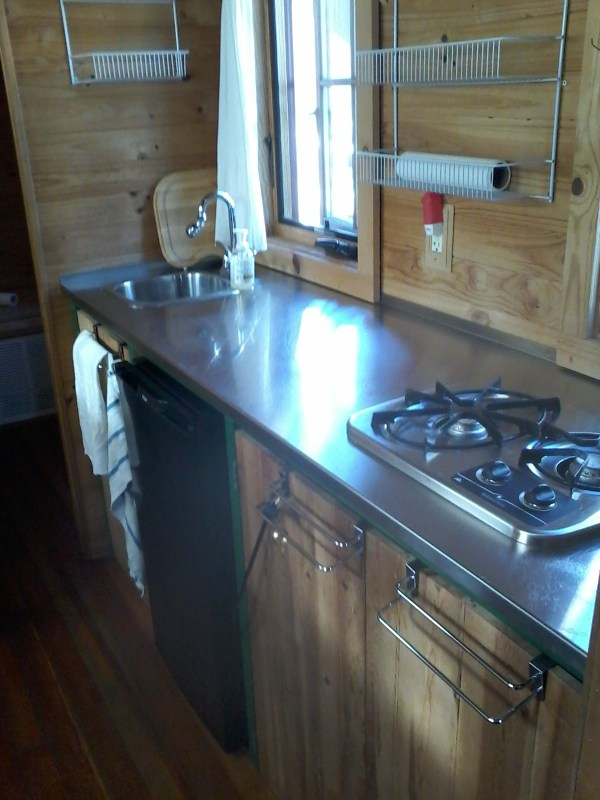2007 Tumbleweed Lusby Tiny House For Sale 006