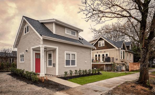 Laneway House, Small House Movement