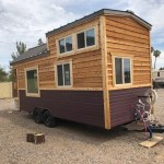 20ft Tiny House For Sale Scottsdale Arizona by Granite Mountain Coachworks 001