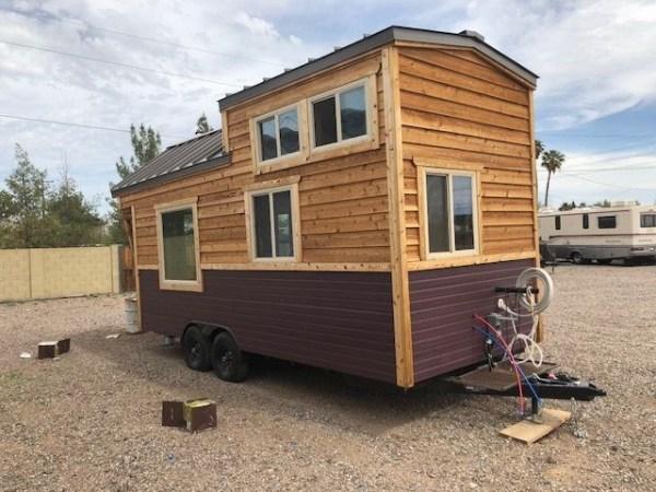 20ft Tiny House For Sale Scottsdale Arizona by Granite Mountain Coachworks 001