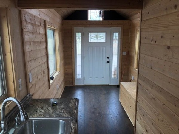 20ft Tiny House For Sale Scottsdale Arizona by Granite Mountain Coachworks 003