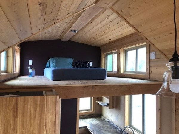 20ft Tiny House For Sale Scottsdale Arizona by Granite Mountain Coachworks 005