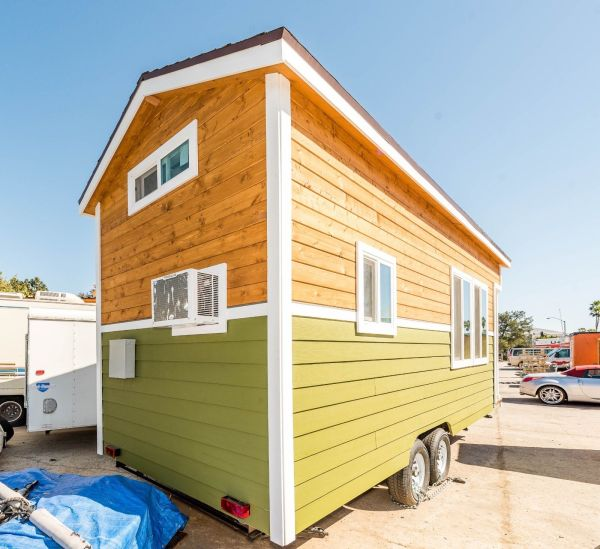 22ft Custom Tiny House by NW Bungalow 0012